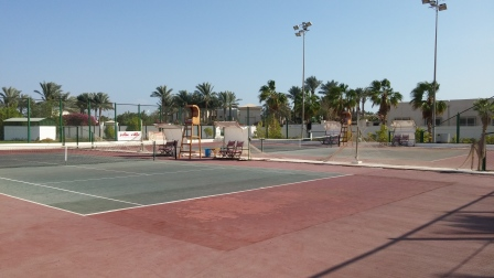 Sharm Courts
